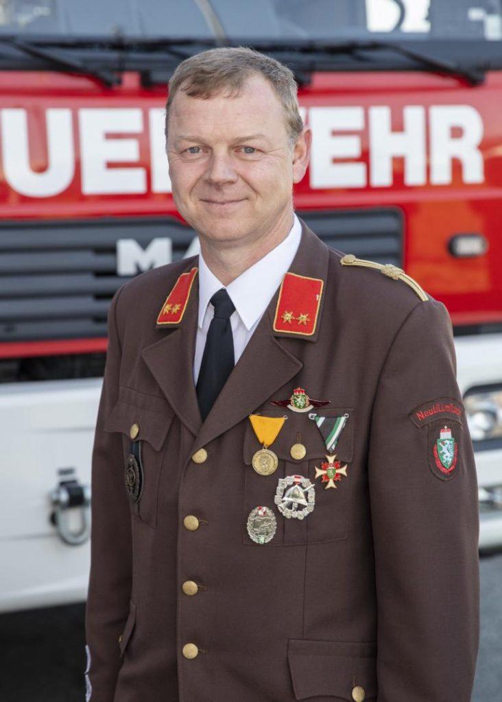 OBI a. D. Satzer Andreas
